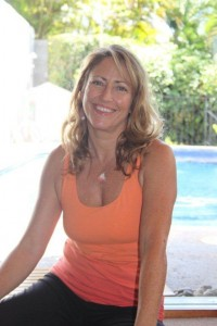 Jennie Lee yoga therapist