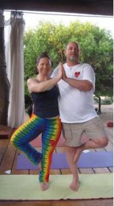 Kristin at Mexico Yoga Retreat