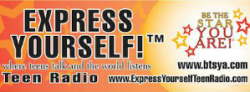 express yourself teen radio