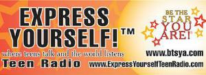 express yourself teen radio