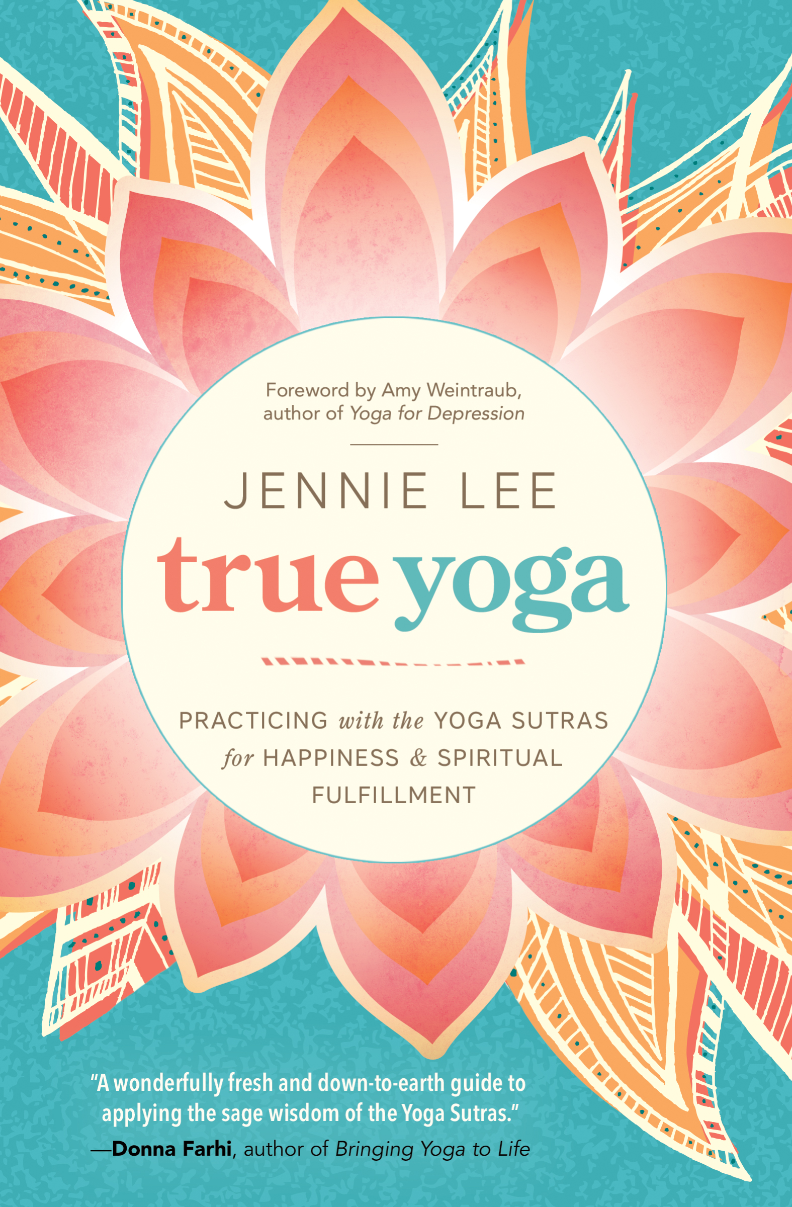 True Yoga by Jennie Lee