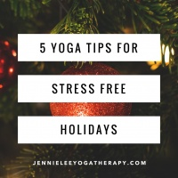 tips for stress free holidays