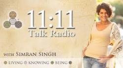 I am Simran, 11:11 Talk Radio