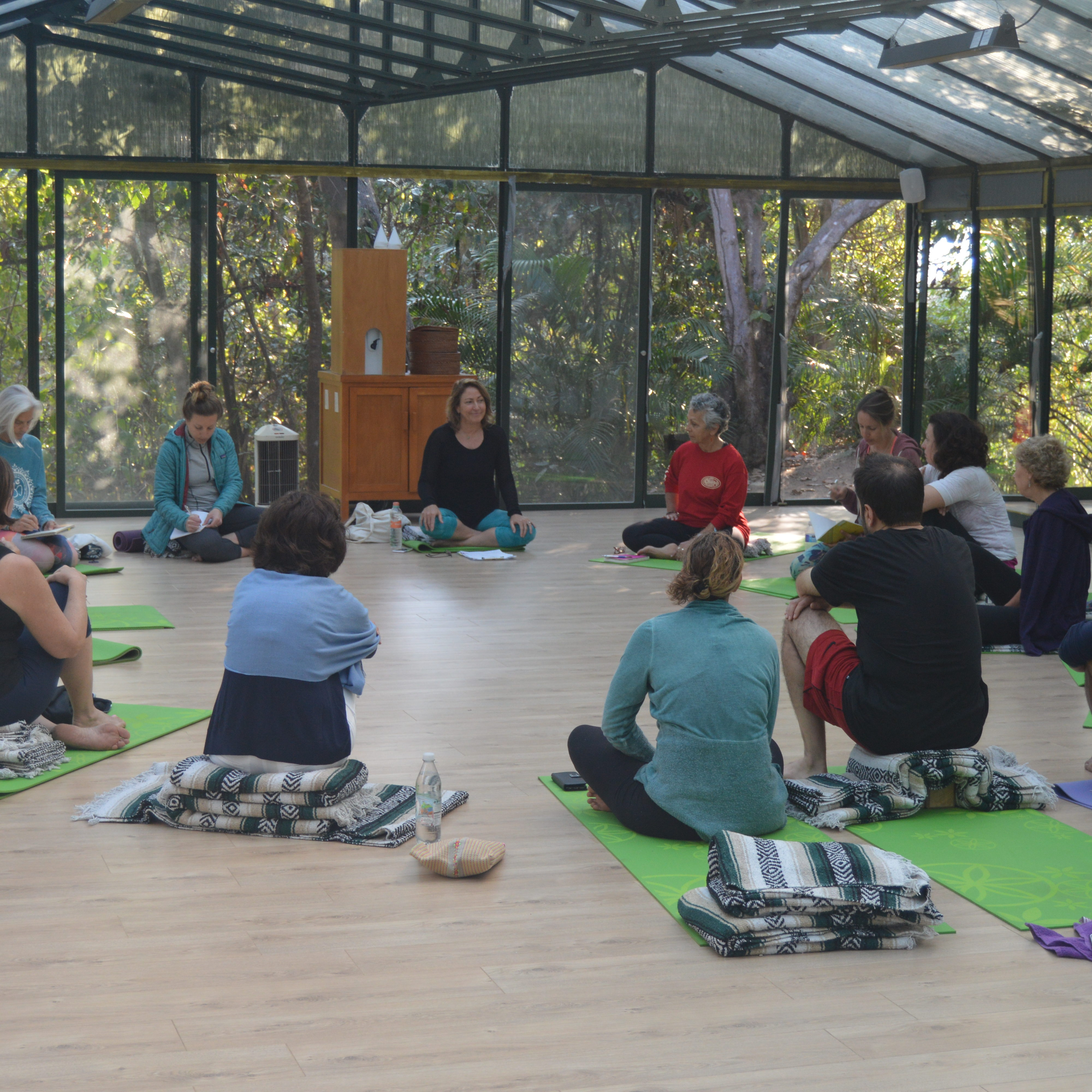 yoga intuition mexico retreat